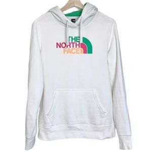 The North Face Logo Hoodie Sweater